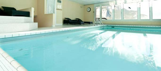 Accommodation Meiringen Pool