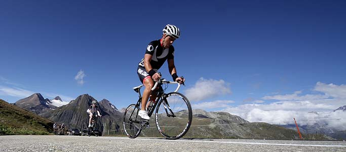 The Alpenbrevet in Switzerland is Europe's toughest one day cycling challenge | Brevet Alpine Cycling Adventures