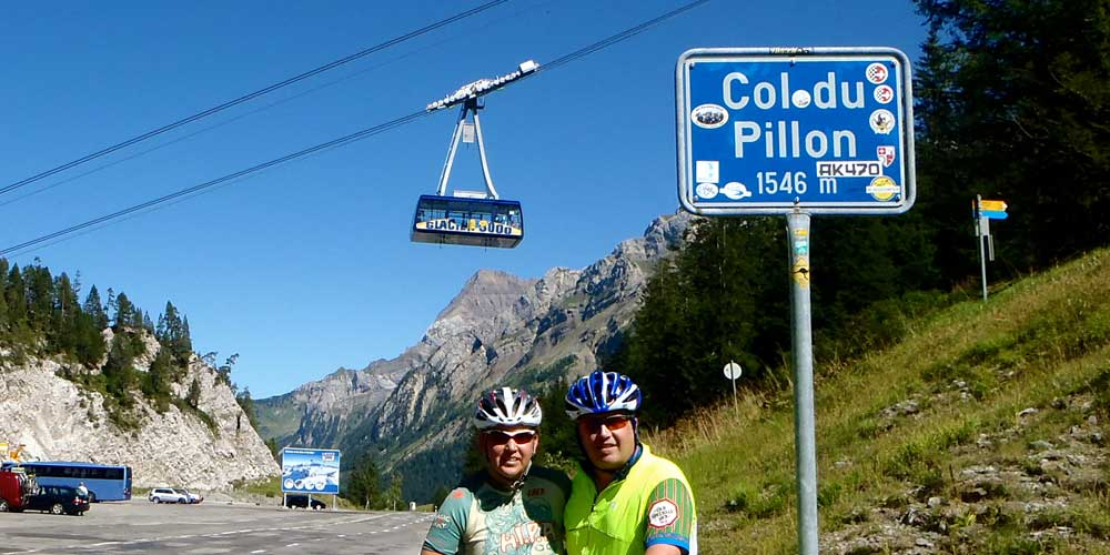 Brevet create inspirational Alpine Cycling Adventures in Switzerland. But don't just take our word for it, check out this guest testimonial from Becky.