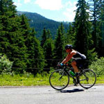 Client Testimonials Lorna - Views | Brevet | Alpine Cycling Adventures