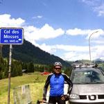 Client Testimonials| Shyam | Col des Mosses | Granfondo Gottardo 2013 | Brevet
