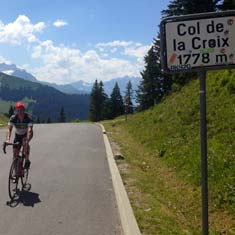 Col de la Croix   Cycling In Switzerland