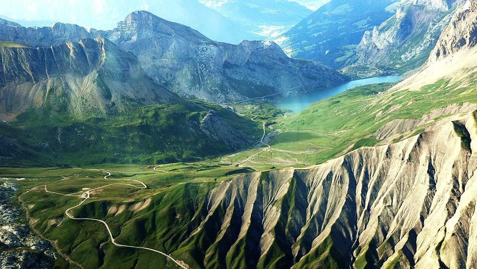 Cycling In Switzerland