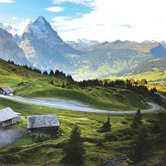 Grosse Scheidegg | Cycling in Switzerland