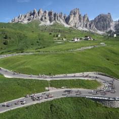 Maratona dles Dolomites