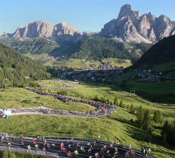 Maratona dles Dolomites | Passo Campolongo