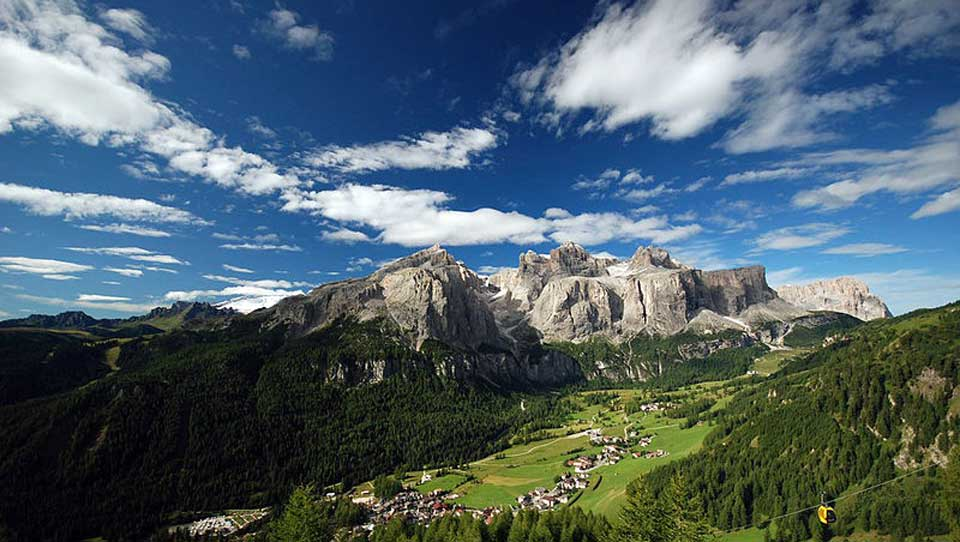 Passo Gardena   Maratona dles Dolomites