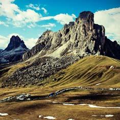 Passo Giau Maratona dles Dolomites