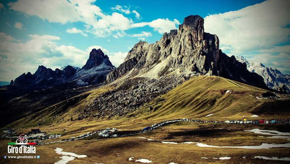 Passo-Giau |Giro d'Italia | Maratona dles Dolomites