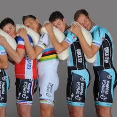 Sleep For Cyclists