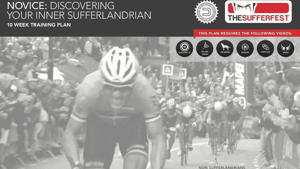Sufferfest Training Plan