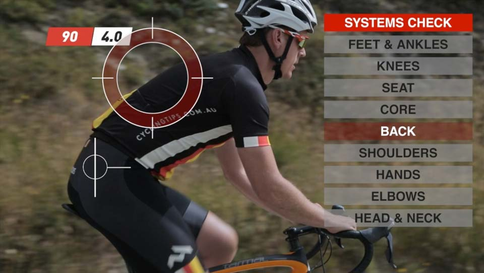 The Sufferfest Elements of Style - Systems Check
