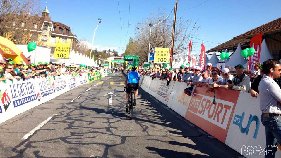 Tour de Romandie Stage 2