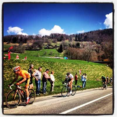 Tour de Romandie Stage 2 GPM