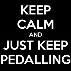 Cycling Pedalling Technique