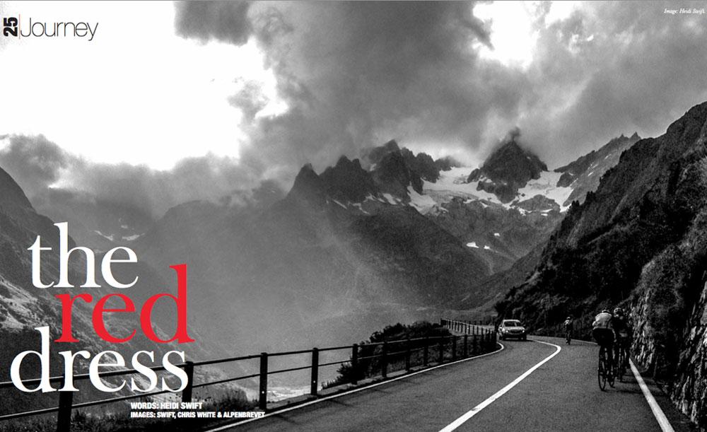 Page 1 Peloton Magazine Alpenbrevet 2013 | Brevet Cycling Holiday Review