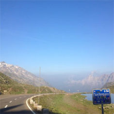 Tour Report - Alpenbrevet 2013
