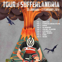 Tour of Sufferlandria 2014